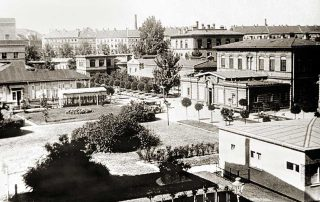 Kinderklinik vor dem 2. Weltkrieg Ansicht 2